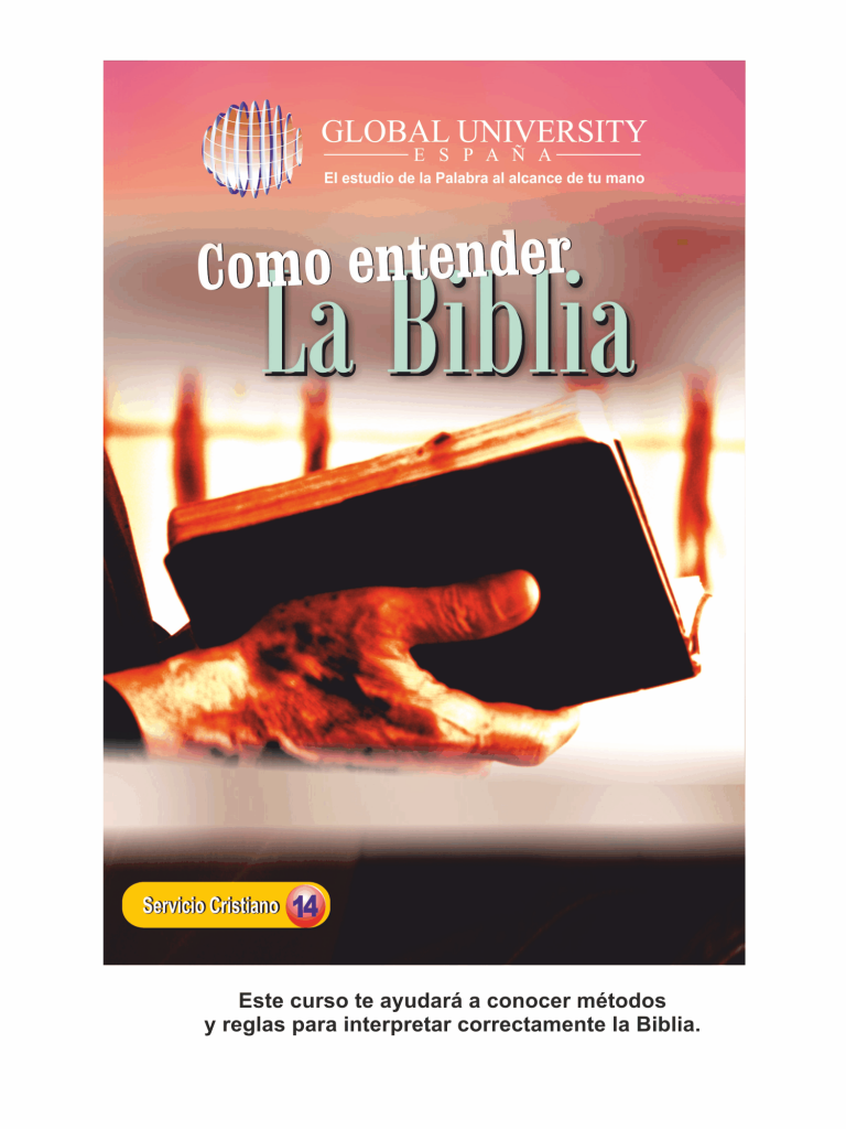 Portadas para web Servicio cristiano 2017 como entender la biblia