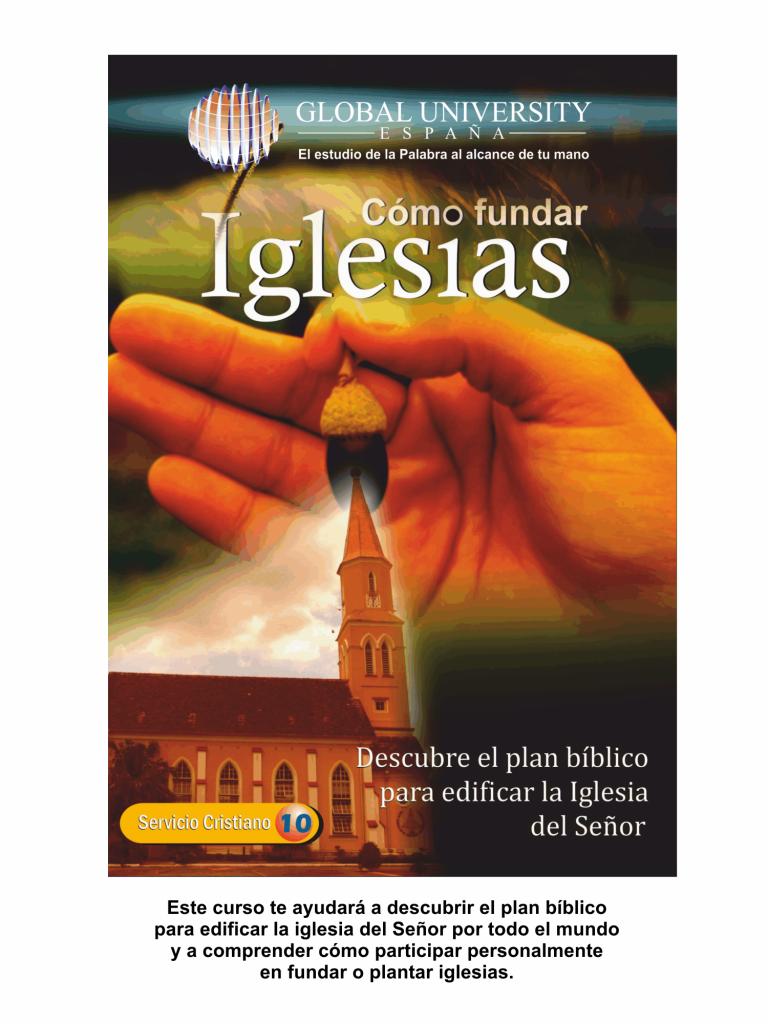 Portadas para web Servicio cristiano 2017 como fundar iglesias