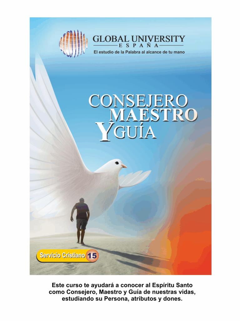 Portadas para web Servicio cristiano 2017 consejero maestro y guia