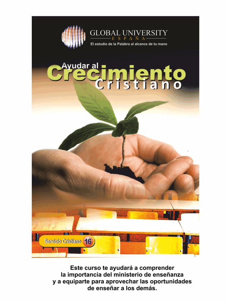 Portadas para web Servicio cristiano 2017 crecimiento cristiano