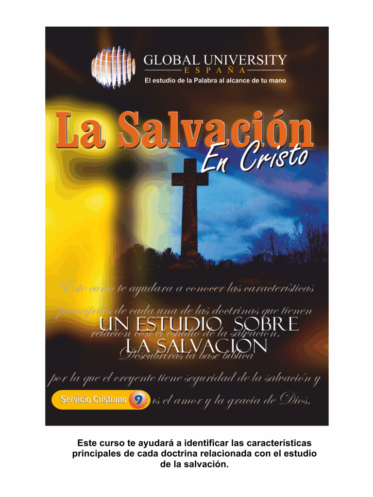 Portadas para web Servicio cristiano 2017 la salvacion en cristo
