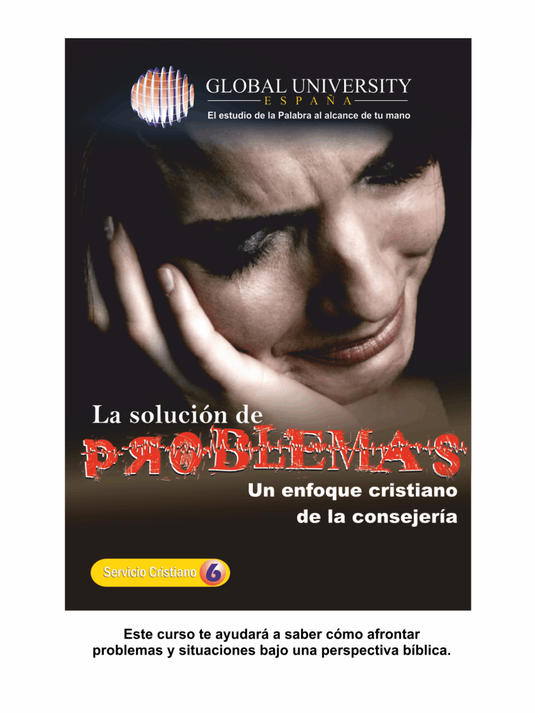 Portadas para web Servicio cristiano 2017 la solución de problemas