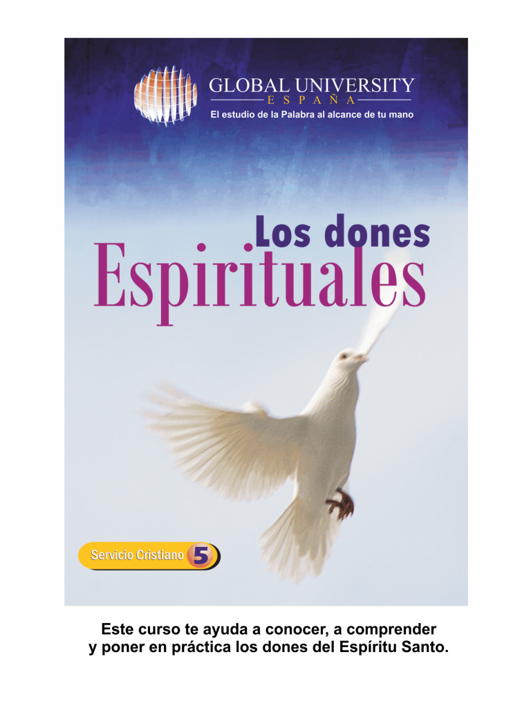 Portadas para web Servicio cristiano 2017 los dones espirituales