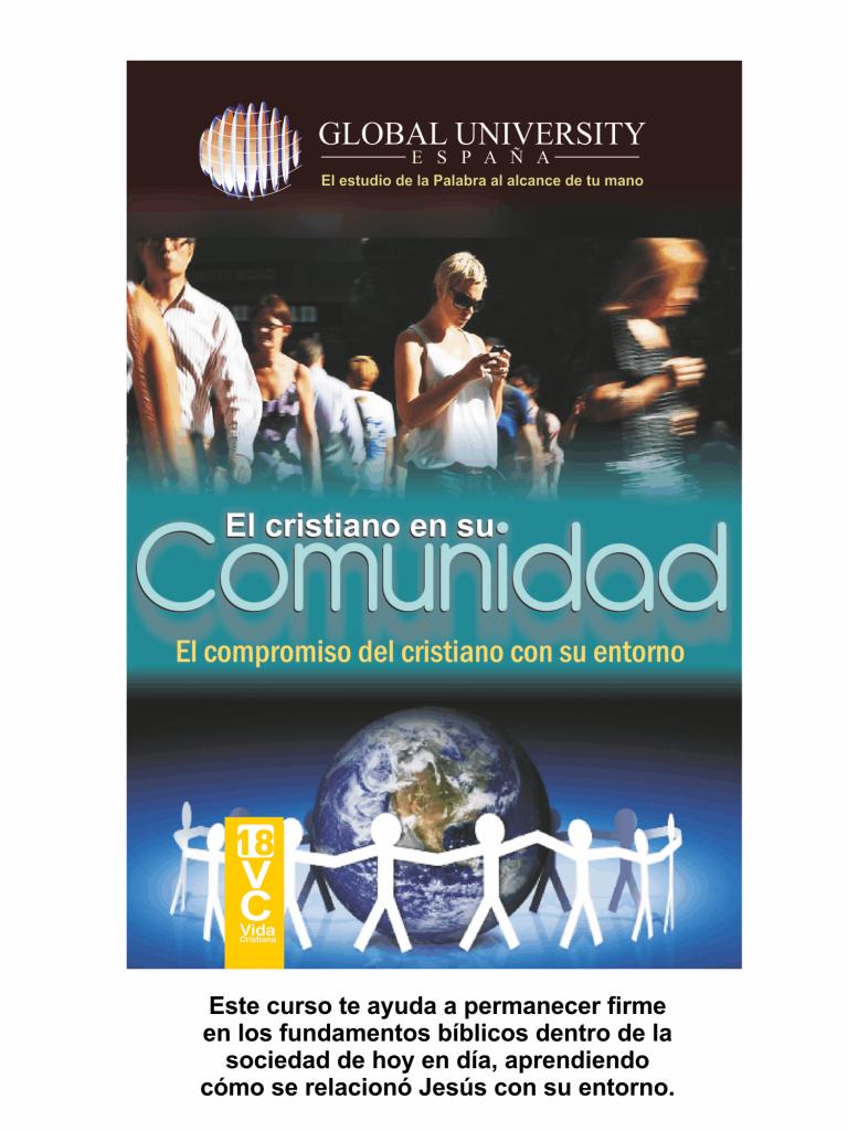 portadas para web vida cristiana el cristiano en su comunidad