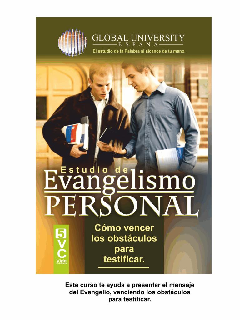 portadas para web vida cristiana evangelismo personal