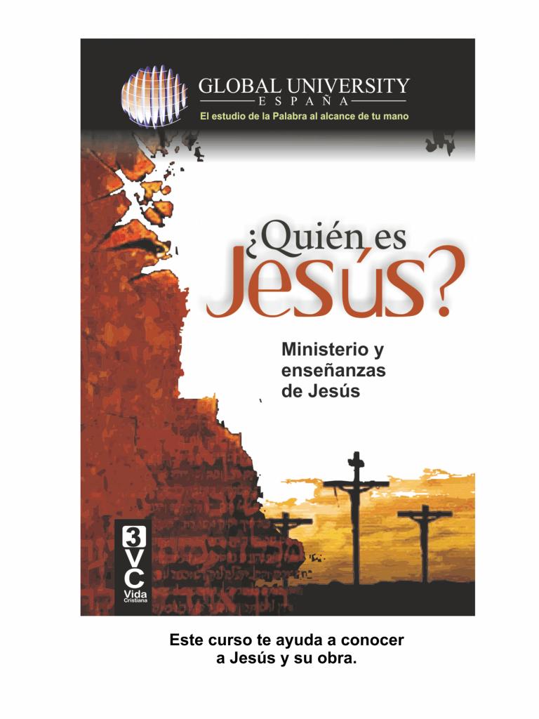 portadas para web vida cristiana quien es Jesus