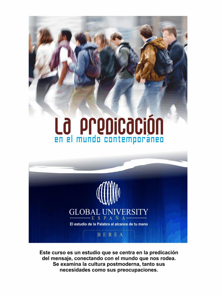 portadas para web vida berea la predicacion en el mundo contemporaneo